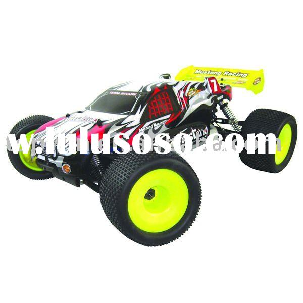 1:8 Scale Nitro Gas Cars Hobby Powered Off-Road RC Truggy