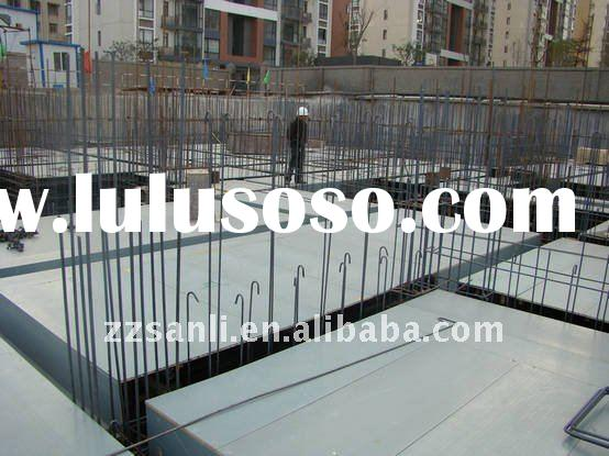 2011 hot best-price and durability wall concrete formwork panel
