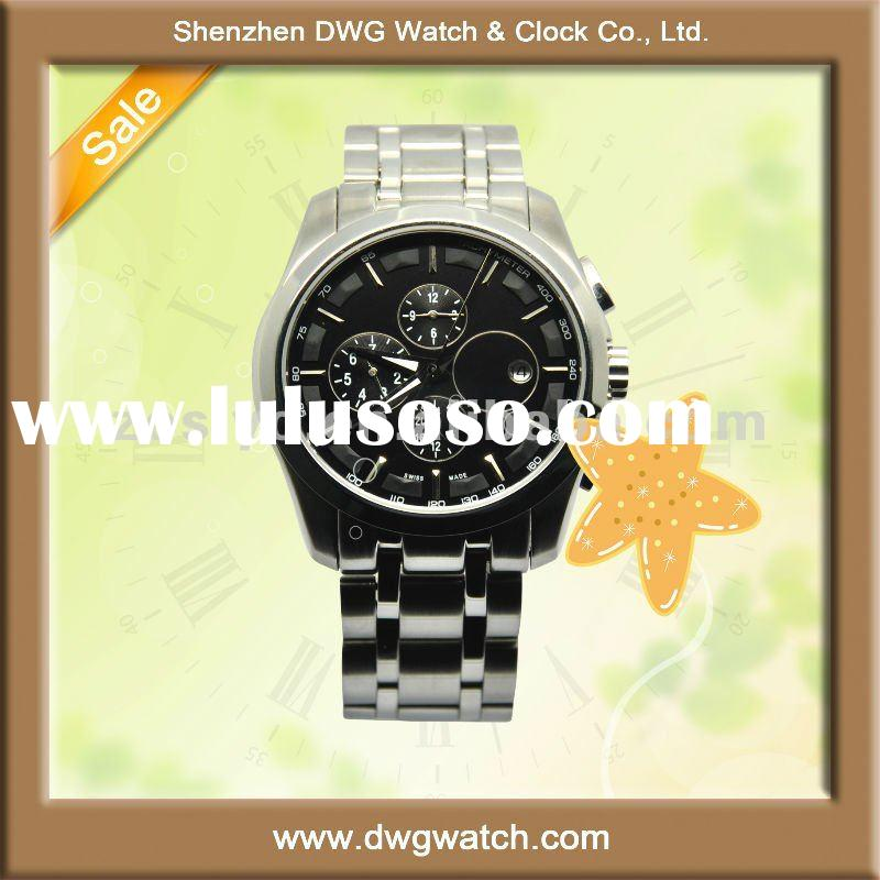 2012 Hot sale watch stainless steel automatic watch