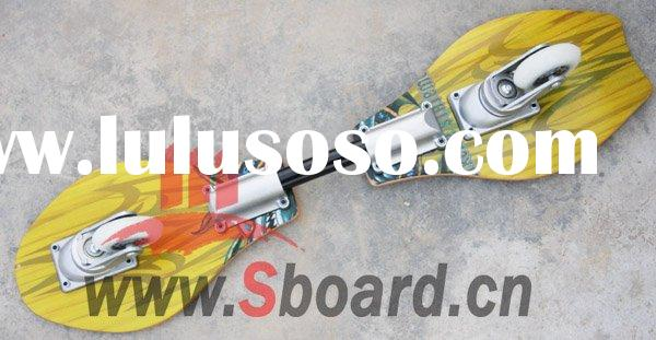 2 Wheels Rocking Skate board (Snake board) SB013