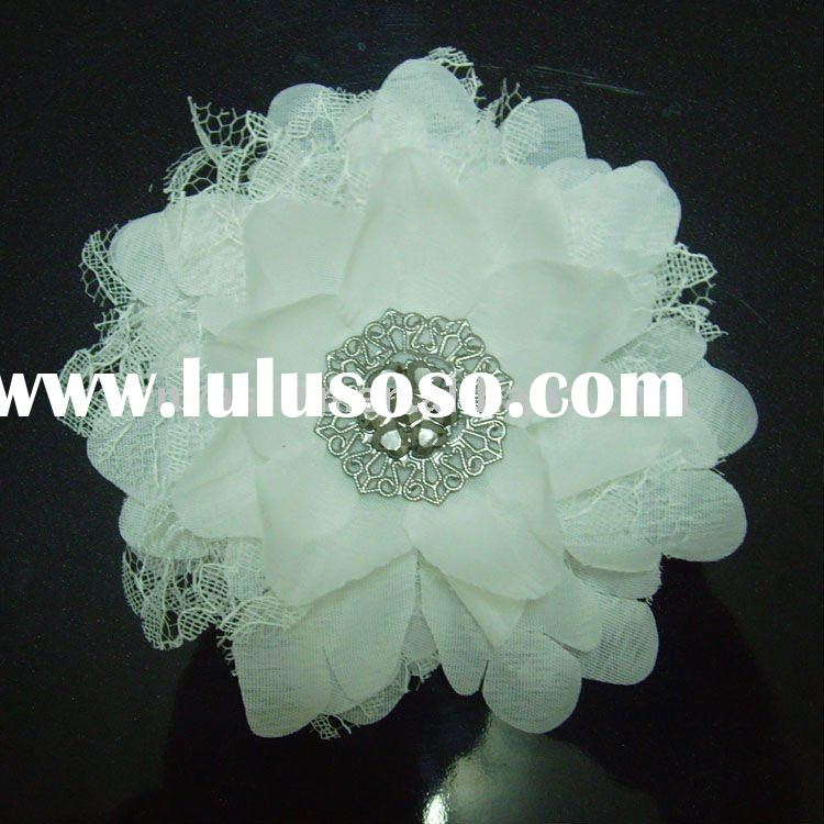 4'' Vintage Lace Flower YL01824 IN STOCK