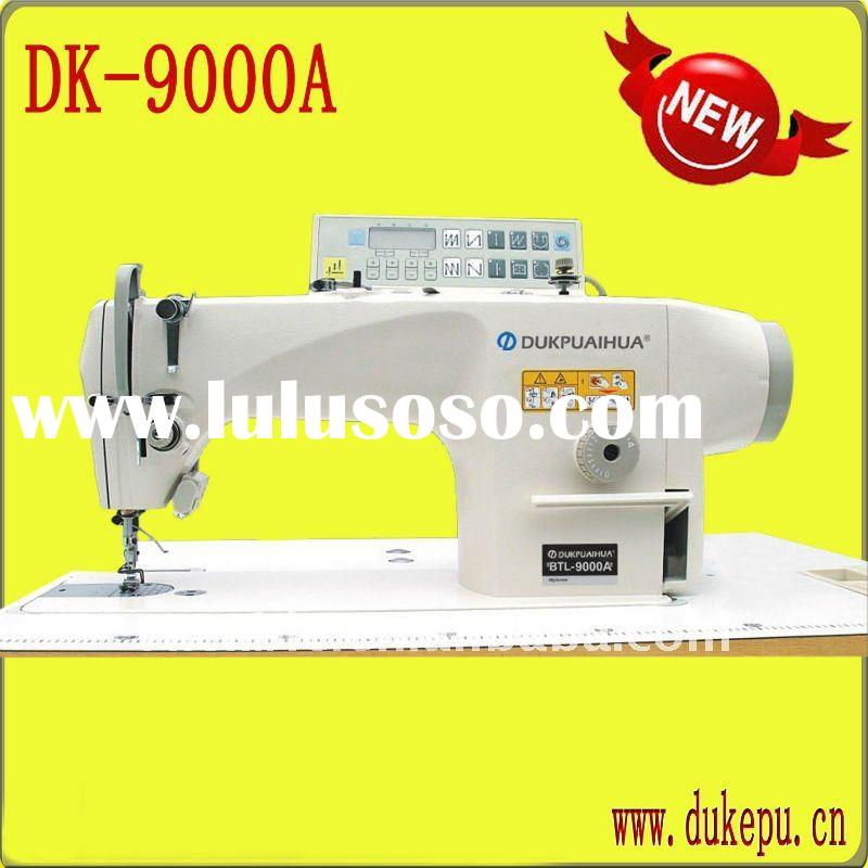 9000B-SS Driect-drive High-speed single-needle Lockstitch Sewing Machine with Automatic Thread Trimm