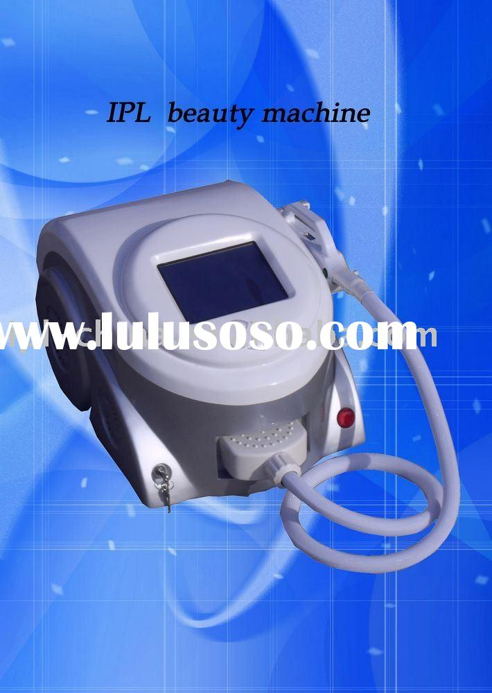 CE ISO---Portable IPL hair removal machine