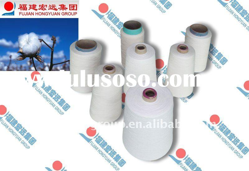 HIGH-QUALITY 100% COTTON YARN WITH GOOD PRICE