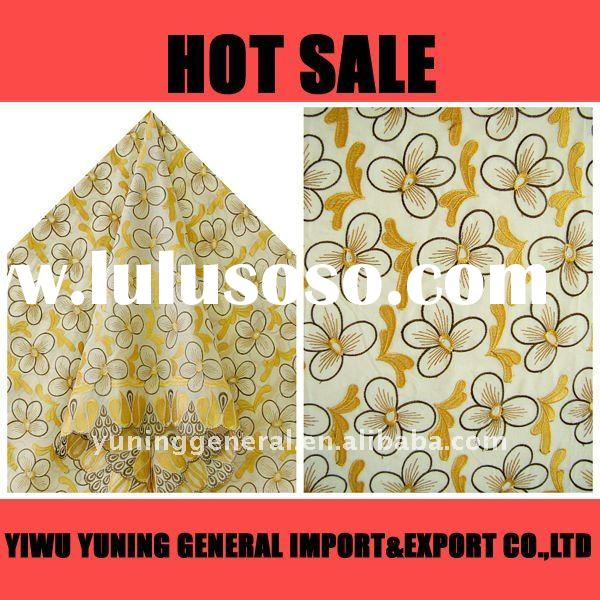 HOT! High Quality African Swiss Lace