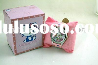 Power seller + Christmas Gift Fashion watch .Hello kitty watch.kid watch A22 on sale wholesale