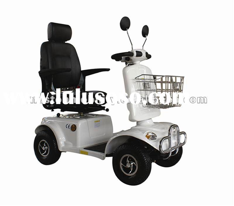 Powerful electric scooter for elderly with CE aprroved