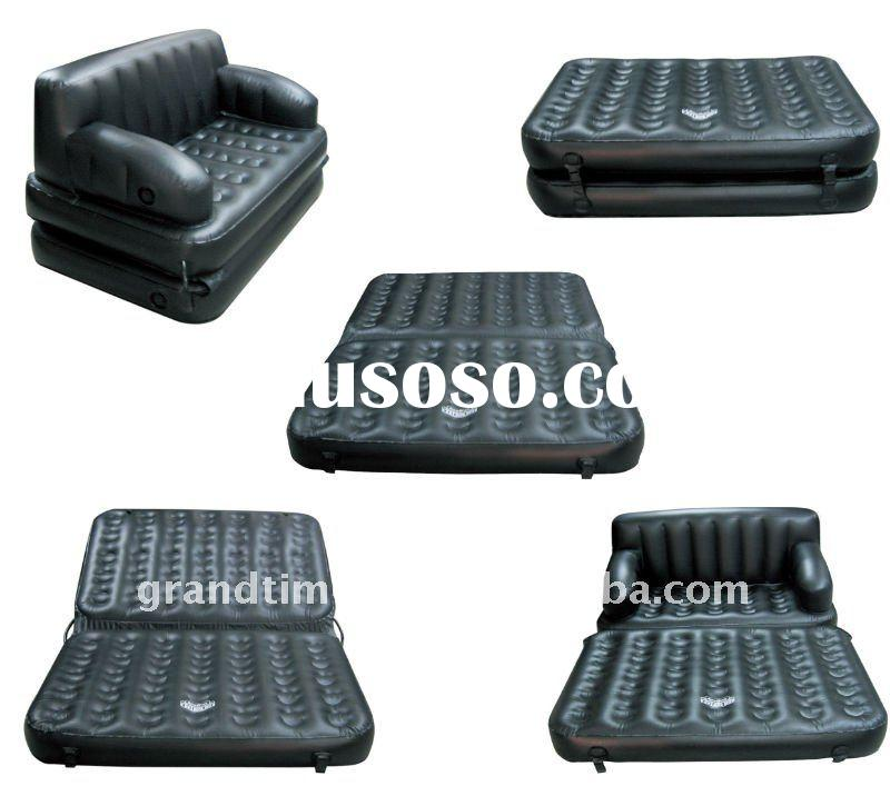 Smart Air Beds 5 X 1 EZ Queen Size Inflatable Sofa Bed