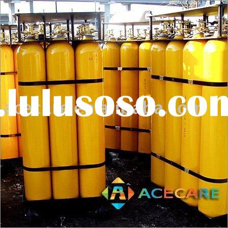 high pressure seamless steel CNG cylinder