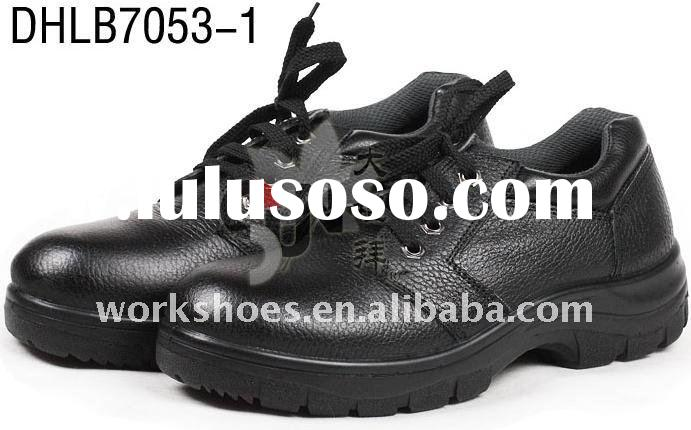 safety shoes with steel toe,anti-puncture and hot sale