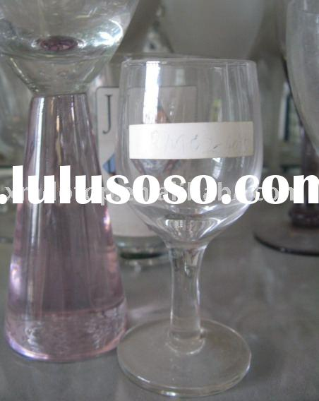 small wine glass goblet