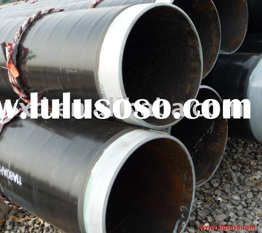 spiral saw welded steel pipe 3PE coating