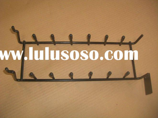 wire metal plate rack