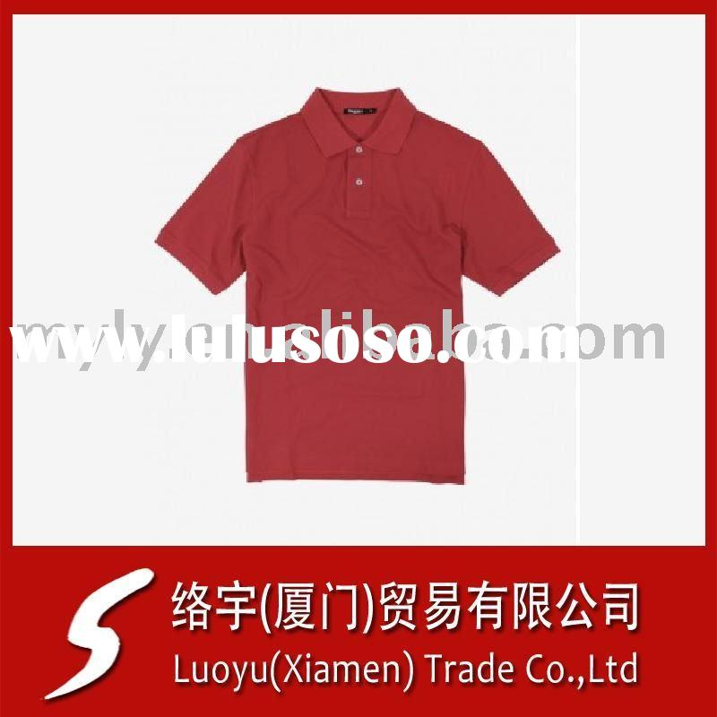 100% cotton cheap polo shirt embroidery or print logo and Payapl will be ok