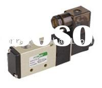 "1/4"" two position five way solenoid valve"