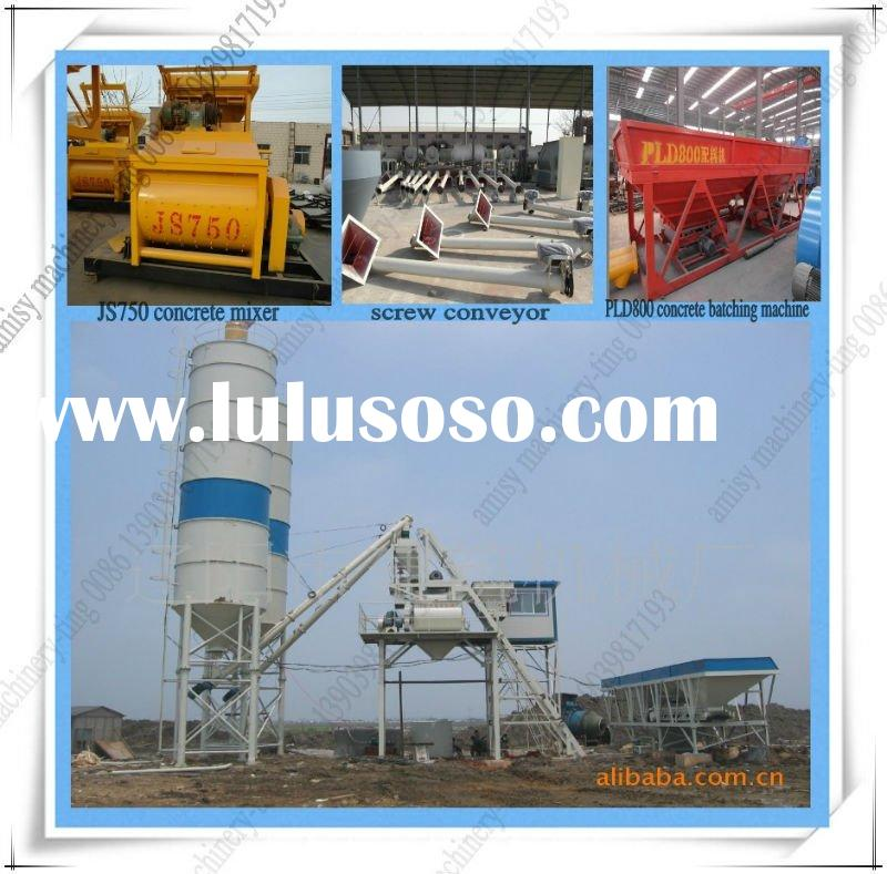 2011 HOT Selling HZS Series Concrete Mixing Plant 0086 13903817193