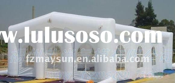 2012 hot sale inflatable wedding tent