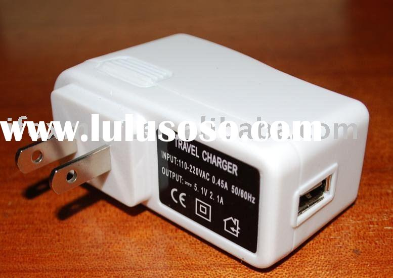 2A AC To USB Wall Charger Plug For iPad NO.750