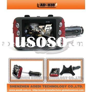 """2.4"""" screen car mp5 player with fm transmitter, support SD card"""