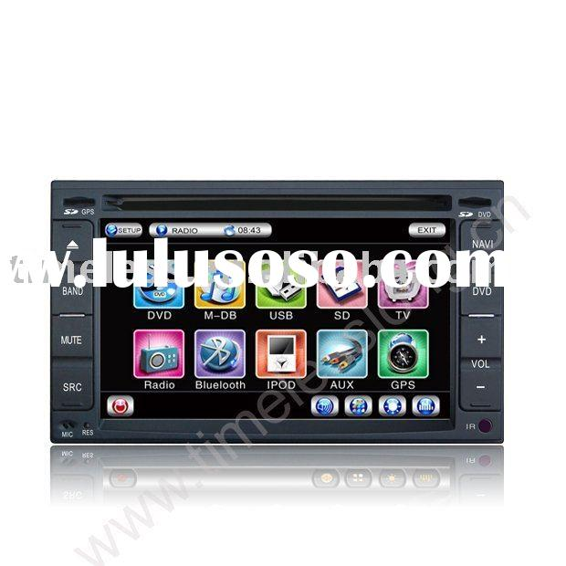 2 Din Car DVD Player for SPEICAL FOR AUDI A4 with built-in GPS, Dual Zone, 3G, RDS,Steering Wheel,US
