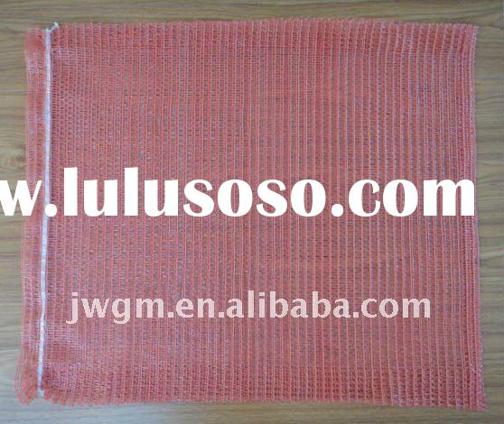 46x65CM,HDPE, Rascel mesh bags for packing fruit and vegetables