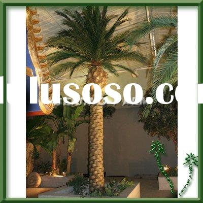 4m Artificial canary Palm tree for indoor decoration