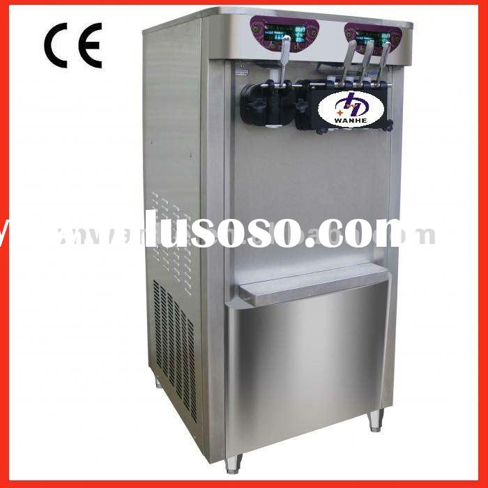 BQ-468FS Rainbow Soft Serve Ice Cream Machine