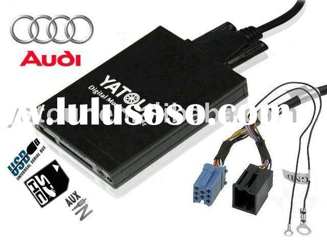 Car audio interface for audi Chorus 2, Concert 1, Concert 2, Symphony 1, Symphony 2,Navi Plus I ,RNS
