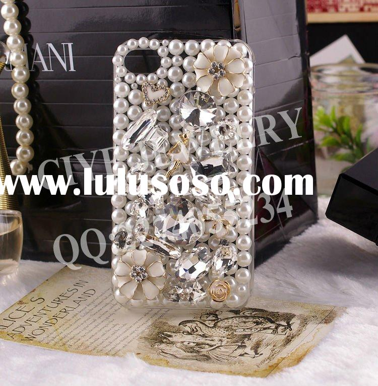 Case with swarovski phone cases for iphone 4g