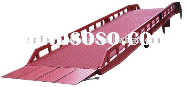 Dock Leveler-Loading12ton/Length 12M Mobile Hydraulic Container Ramp Lift/Loading Ramp