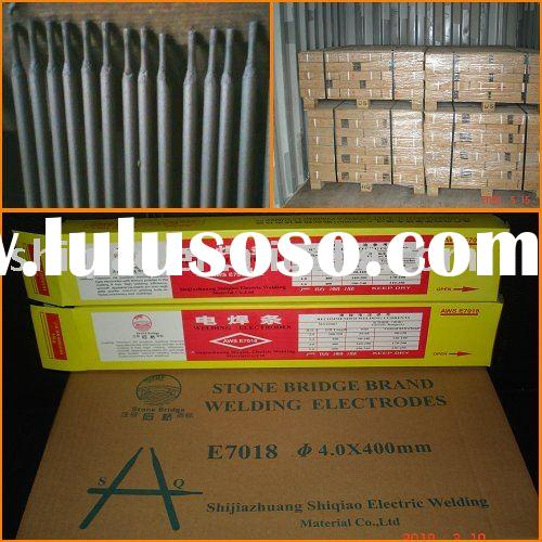 Factory supply welding electrodes E 6013 7016 7018
