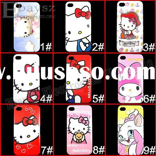 Fashion Cute Hello Kitty Hard Back Cover Case For Apple iPhone 4 4G IP-203