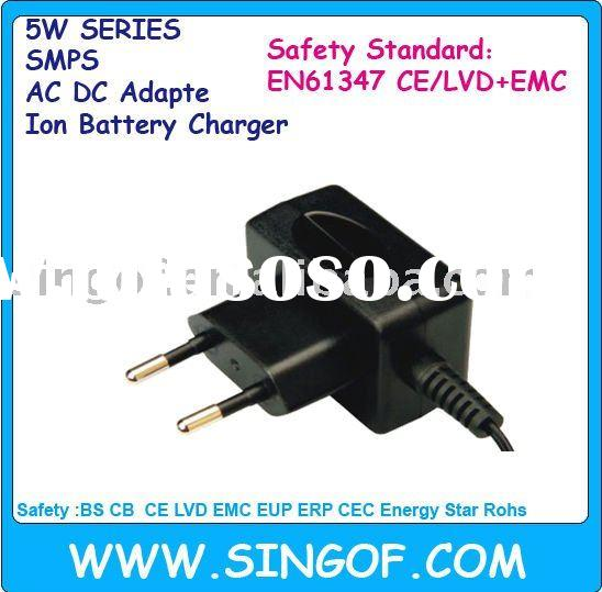 G051T-120050-1 12V0.5A EN61347-2-13 CE/LVD+EMC Charger Ac adapter switching power supply