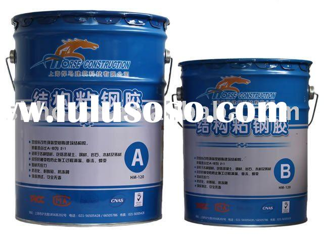 HM-120 Modified Epoxy Resin Structure Steel Bonding Adhesive