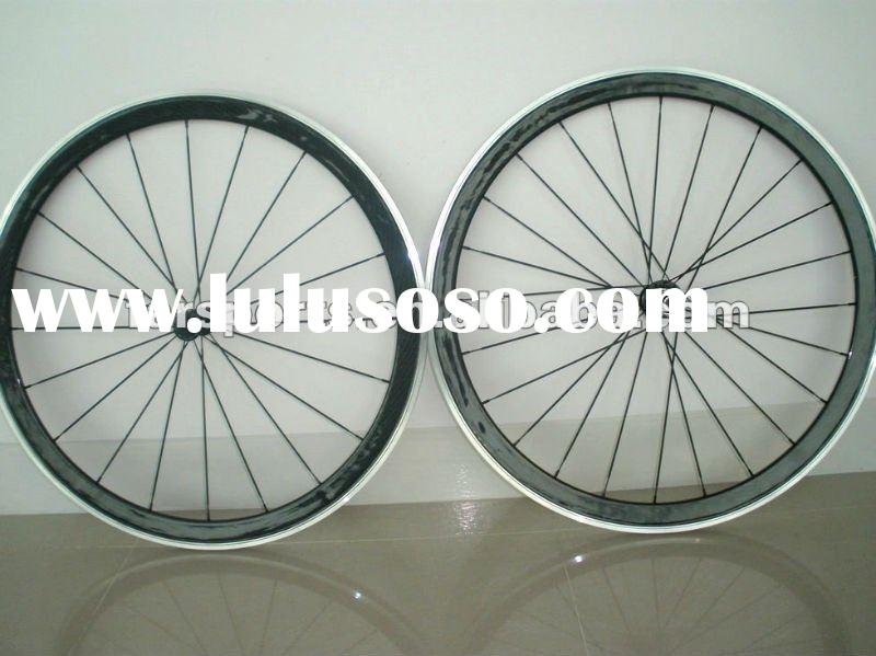 High quality clincher carbon wheels 42mm,wholesale