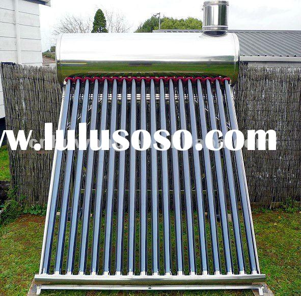 High quality copper coil heat exchanger solar water heater