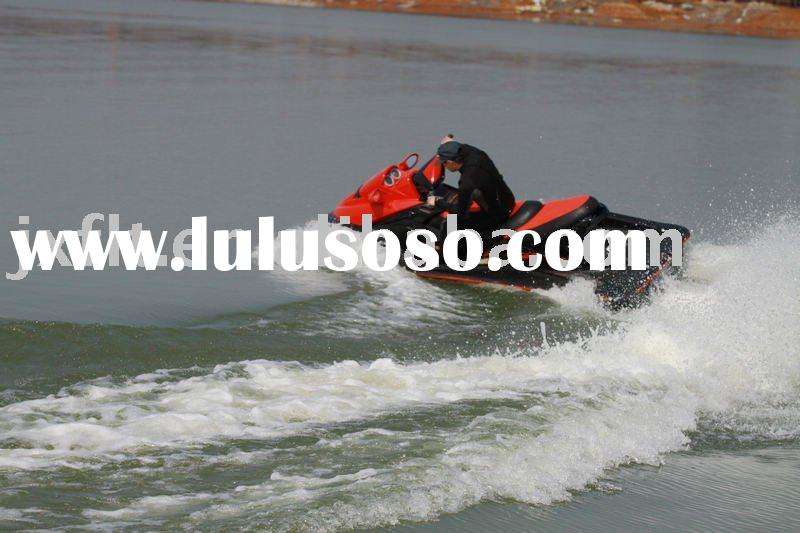 Hot selling Jet ski with 4-stroke Japan made engine, mirrors, reverse gear and remote control