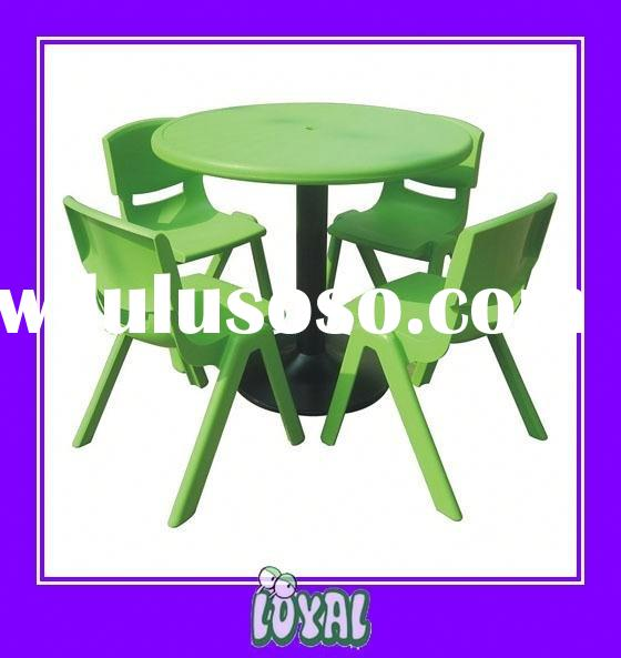 LOYAL BRAND kids party table and chairs