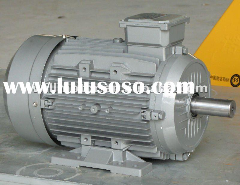 MS Series Aluminum Housing Three Phase Induction Motor 2.2kW / 3HP