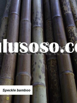 "Natural Speckle Bamboo Pole 2.25"" (HL-SPBP)"