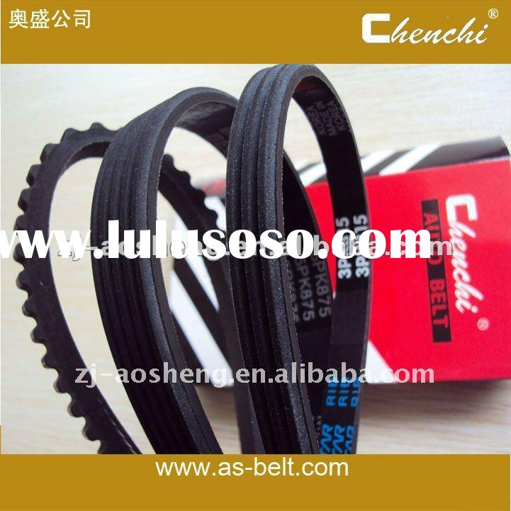 OEM Motorcycle time engine parts Kia poly ribbed v belt /transmission equipment automotive rubber be