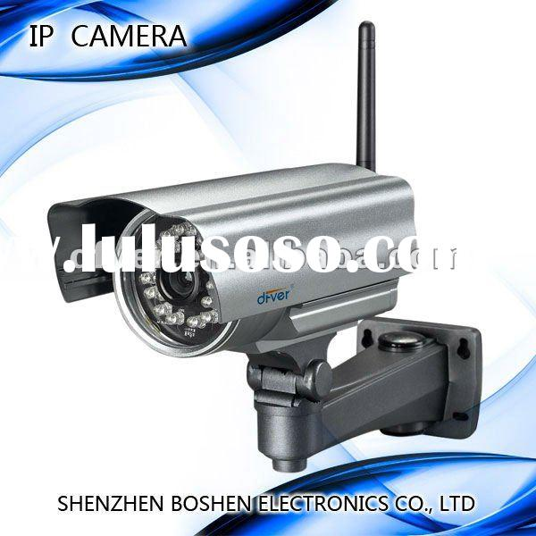 Outdoor Wireless Security digital video recorder Camera