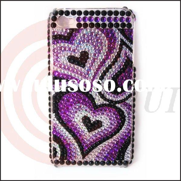 Rhinestone Case for iPhone 4