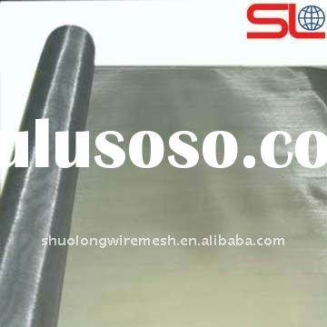 SS 100 micron stainless steel wire mesh, ss wire mesh