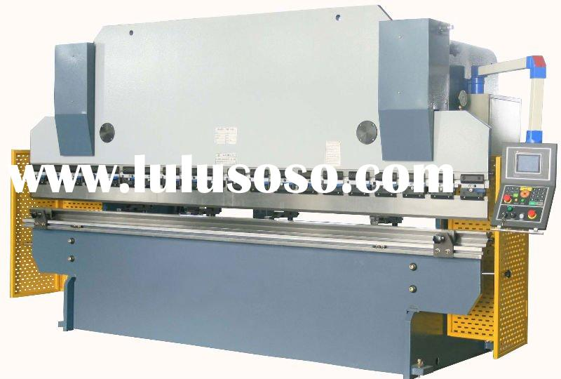Sheet metal cutting machine and bending machine