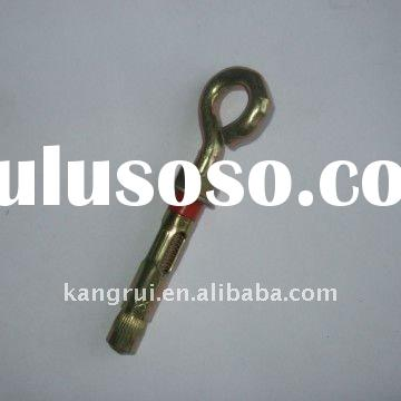 Sleeve anchor with hook