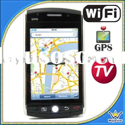 Touch Screen Dual Sim GPS