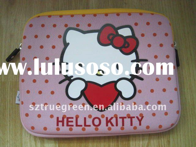 Wholesale Best Price Hello kitty Pouch Bag for iPad iPad 2