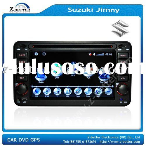 (NEW!!) 6.2 inch touch screen Car GPS DVD for Suzuki Grand Vitara with GPS,Bluetooth,DVB-T