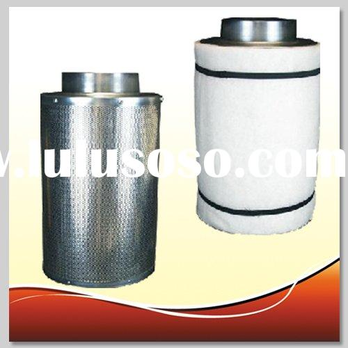 activated carbon coarse efficiency air filter